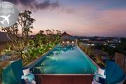 SEMINYAK, BALI w/FLIGHTS 6-Night Getaway @ Ramada Bali Sunset! Ft. Buffet Breakfast, Massages, Pools, Cocktails, Premium Local Cuisine & More!