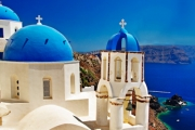 SANTORINI 4-Day Stay at the Historic Five-Star Zannos Melathron Hotel! Enjoy Brekkie, Two 30-Min Spa Treatments, Bottle of Wine, Swimming Pool & More