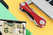 Durable & Lightweight, KeySmart is a Stylish, Universal Key Holder that Keeps Your Keys Organised & at Your Fingertips! Plus Expansion Packs & More
