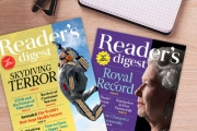 Keep Entertained, Inspired & Informed Every Month w/ a 12-Issue Subscription to Reader's Digest Australia Magazine! Delivery Included