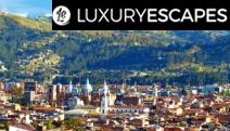ECUADOR Explore Enchanting Ecuador w/ a 10-Day Tour of Cities, Lush Parks, Cocoa Plantations & Andean Mountains! Ft. Accom, Dining, Transfers & More