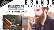 Make Dad Feel Special on Father's Day w/ Kingswood Grooming Essentials! Shop the Ultimate Beard Care Gift Set, Moustache Wax Gift Set + More