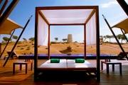 DESERT ESCAPE, DUBAI 5* Ritz-Carlton Luxury Just 45-Mins from Dubai! 2-Night Stay in a Private Pool Villa w/ Brekkie, Dinner & More. 2 Kids Go Free