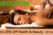 Rediscover Your Relaxed Self w/ an Extra 20% Off on Groupon's Health & Beauty Offers! Ft. Pampering Packages, Hair Styling & More. 24 Hours Only