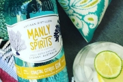Learn All About Craft Distillation and Artisan Spirits w/ a 1-Hour Distillery Tour & Tasting Experience for 2 People at Manly Spirits Co. Distillery