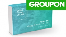 Put Your Health First w/ a Range of Allergy & Intolerance Testing Kits from Global Testing Lab! Incl. 19-Page Nutritional Guide w/ Your Test Results