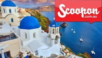 GREECE Make Your Island Hopping Dreams Come True w/ 8D Tour of Greece & the Greek Islands. See Athens to Mykonos. Incl. Brekkie, Ferry Tickets & More
