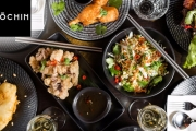 Experience Fine French-Vietnamese Cuisine for 2 at Cochin Wine Bar & Restaurant, Richmond! Enjoy Tapas-Style Dishes & Sparkling Wine, Dessert & More