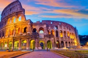 ROME, ITALY Fall in Love w/ Italy's Food, Wine & History w/ a 4-Night Stay at the Grand Hotel Ritz Roma! Ft. Brekkie, Bottle of Wine, Spa Discounts & More
