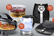 Upgrade Tired Kitchen Appliances with the Essential Small Kitchen Appliances Sale! Shop the Range of Kettles, Air Fryers, Pizza Makers & More