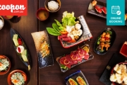 Satisfy Japanese Cravings w/ an 8-Course Tasting Menu & Sides for 2 @ Tokio Fans! Feast on Tempura, Tokio Salad, Chicken Skewers & More. Opt for 4