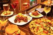 Bellissima! $50 to Spend On Italian Food & Drinks at Wood 'n Chimney! Pizzas Incl. Tomato & Anchovies, Prosciutto & Goat Cheese & More. 2 Locations