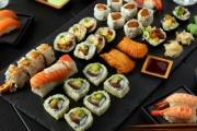 Get Your Japanese Fix w/ Up to $40 to Spend on Japanese Food @ Genki Sushi - Sydney CBD! Soft-Shell Crab Makimono, Salmon Nigiri, Lobster Salad & More