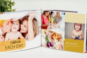 Take Your Fav Pics from Digital & Into the Real World with a 40-Page Softcover Photobook from Just $2.99! Browse 200+ Free Readybook Templates