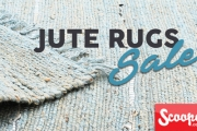 Get This Season's Hottest Jute Rugs w/ this Massive Sale! Ft. a Wide Range of Sizes & Designs, Incl. Round & Rectangular Shaped Rugs. Crafted in India
