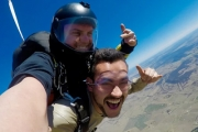 Get Your Adrenaline Pumping w/ a Tandem Skydive from Up to 15,000ft w/ Adrenalin Skydive Goulburn! Opt for Up to 4-Ppl. Plus $37 APF Levy & CI Charge
