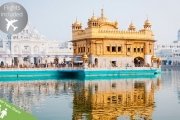 INDIA w/ FLIGHTS Explore Incredible India w/ a 9-Day Tour Package! Incl. Accommodation, Some Meals, English-Speaking Tour Guide, Activities & More