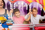 Enjoy as Many Rides as You Like for Four Hours at The Dodo Sydney Family Show! Ride the Hurricane, Rocking Tug, Storm Chairs, Giant Yo Yo & More