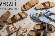 Ladies Put Your Feet at Ease w/ Up to 64% Off the New Range of Verali Sandals! Shop the Xenon Sandal, Appelo Wedge, Fabia Flat, Pepe Shoe & More