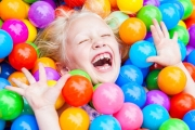 Keep the Little Ones Smiling w/ Playtime at Carnival Kingdom, Revesby Village Centre! Perfect for Ages 1-12 + Adults Get a Free Coffee While Kids Play