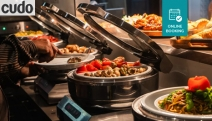 You'll Be Jumping Out of Bed for a Full Hotel Buffet Brekkie & Coffee at Pegasus Suites Restaurant in the CBD! Think Eggs to Order, Sausages & More
