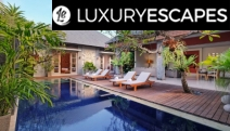 BALI 5 Nights Ultimate Bali Getaway @ The Wolas Villas and Spa! Stylish Villa Stay for 2 w/ Dining, Cocktails & More. Family Upgrade Available