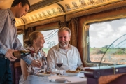 INDIAN PACIFIC RAIL Marvel at the Aussie Landscape w/ an All-Incl. Journey, Ft. All Meals, Unlimited Drinks & Alcohol, Daily Off-Train Trips & More