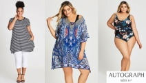 Style it Up for Less w/ the Autograph Women's Apparel Sale! Shop the Exotic Bloom Tunic, Pacifico 1-Piece Swimsuit, Shirred Hi-Lo Dress & Lots More