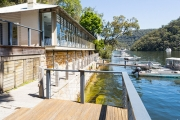 Tuck into a 3-Course 'Trust the Chef' Lunch for 2 at Chef-Hatted Berowra Waters Inn! Secluded Location Accessible Only By Water Taxi or Seaplane