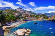 SICILY, ITALY Delight in this Mediterranean Gem w/ an 8D Tour of Sicily! Stunning Beaches, Fine Food & Wine. Premium Accom, Dining Experiences & More