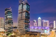 SINGAPORE Experience the Buzz of Singapore from the Lap of Luxury w/ 3 Nights at 5* JW Marriott Hotel Singapore! Ft. VIP Executive Lounge Access & More