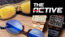 Protect Your Eyes from the Aussie Sun w/ these Organic Sunglasses from Earth Wood! Plus, Get their Elegant & Sustainable Watches for a Complete Look
