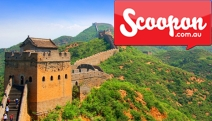 CHINA w/ FLIGHTS 9-Day Pearls of China Tour! Visit the Forbidden City, Great Wall & More. Ft. Luxury Hotels, Sightseeing Admission, Most Meals & More