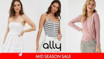Catch the Latest Drops this Season at Ally Fashion Mid-Season Sale! Stay On-Trend with Up to 70% Off Playsuits, Tops, Dresses, Skirts & More