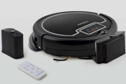 Let the Appliances Do the Cleaning w/ a Todo T950 Robot Vacuum w/ Mop, UV Steriliser, Virtual Wall Blocker, Remote Control & Voice Prompts. Plus P&H