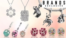 Add Bling to Your Daily Outfits with this Range of Stunning Joie de Vie Jewellery & Charms! Shop Dazzling Necklaces, Charms, Earrings & More