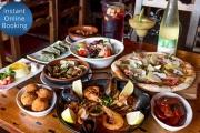Deliciosa Española Cuisine at Spanish Tapas Restaurant, Glebe! Get $100 to Spend from the Menu, Ft. Patatas Bravas, Jamón Serrano, Sangria & More