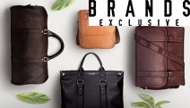 Be Ready Wherever Life Takes You w/ the Woodland Leather Bags & Accessories Sale. Shop Briefcases, Wallets, Weekend Bags, Shoulder Bags & More