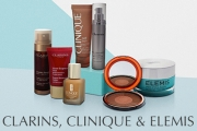 Take Good Care of Your Complexion with the Clarins, Clinique & Elemis Sale! With Over 350 Products Available, There's Something for Everybody!