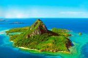 FIJI All Incl. 6-Night Escape in a Beachfront Suite at 5* Yasawa Island Resort! Ft. Private Island Picnic, Blue Lagoon Caves Excursion & Much More