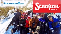Have a Blast w/ a Day Trip to Perisher from Snowman Tours! Overnight Transport to & from Sydney, Morning Tea, National Parks Entrance Fee & More
