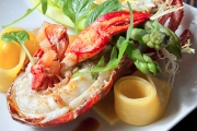 Mussel in on a Good Time with 3-Course Lobster Dining at Galaxy Seafood Restaurant from Just $59! Incl. Dips & Bread, Half Lobster Mornay & Any Main