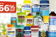 Start the New Year in the Best Health w/ the Massive Vitamin Sale! Shop Top Brands Incl. Blackmores, Swisse, Bioglan & Much More. Plus P&H