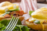 Show Your Tummy Some Love w/ Brekkie & Coffee at Spendelove Cafe in Southport's Ferry Road Market! Pan Baked Israeli Eggs, 3-Cheese Souffle & More