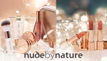 Gift Some Glam this Christmas with Nude by Nature Christmas Kits! Gorgeous Makeup & Brush Kits Ft. Limited Edition Exclusive Products at Great Value