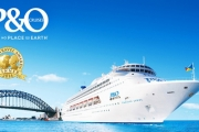 P&O CRUISE Hit The High Seas on a 3-Night P&O Sea Break Cruise from $738 for 2! Incl. Main Meals, Daytime Activities, Entertainment, Port Taxes & More
