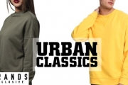 Streetwear Lovers Don't Miss this Urban Classics Apparel & Accessories Sale for Men & Women! Shop Snap-Backs, Denim, Jackets, Crew Jumpers & More
