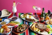 Olé! Enjoy a 2-Course Latin American Meal w/ Cocktails for Two @ El Burrito Downunder! Menu Incl. Crispy Pork Belly, Spicy Jalapeno Poppers & More