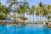PHUKET 7 Nights of All-Inclusive Thai Indulgence at the Incredible 5* Katathani Beach Resort Phuket! Incl. All Daily Meals, Cocktails, Massages & More