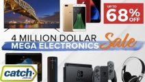 Get the Latest & Greatest Gadgets w/o Breaking the Bank w/ the $4 Million Mega Electronics Sale! Ft. Products from ASUS, Nintendo, Apple, Sony & More